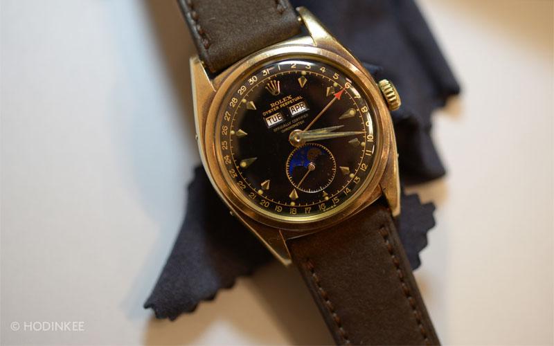 Rolex 6062 - Classement des Rolex les plus chères au monde