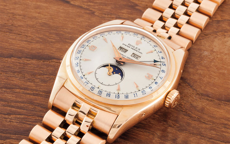 Rolex 6062 - Ranking of the World's Most Expensive Rolexes