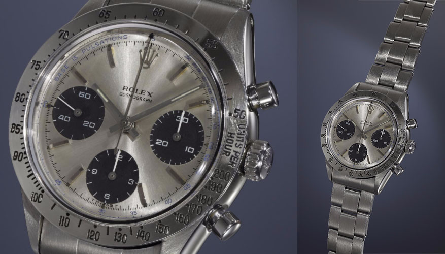 Rolex Daytona « The Doctor »