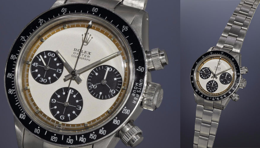 Rolex Daytona « Tropical Panda »