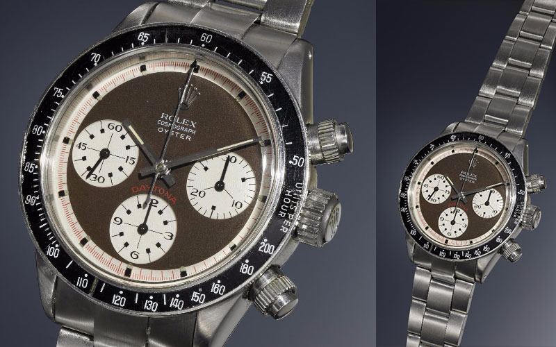 Rolex Daytona « Paul Newman Oyster Sotto »