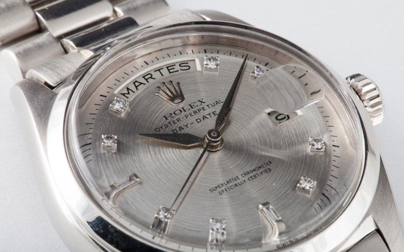 Rolex Day-Date 6612: The Big Kahuna - Ranking of the World's Most Expensive Rolexes
