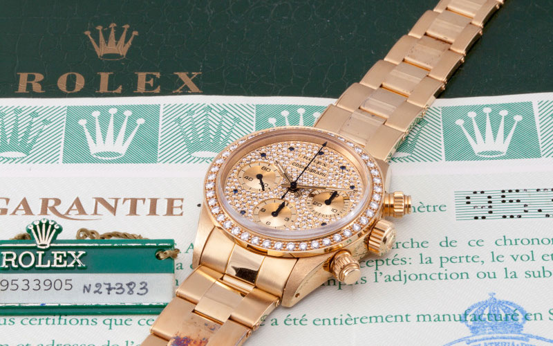 Rolex Daytona 6269 - Ranking of the World's Most Expensive Rolexes