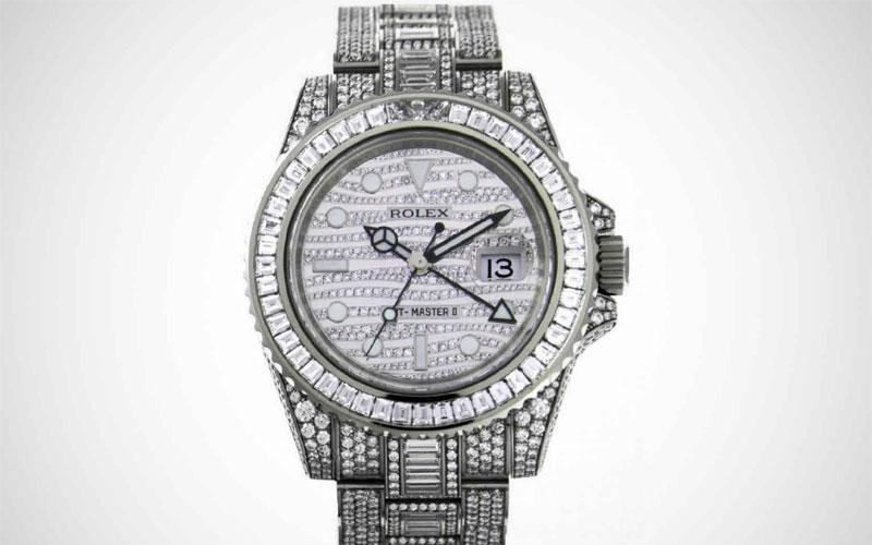 La Rolex la plus chère vendue par la marque vaut 485 350 $