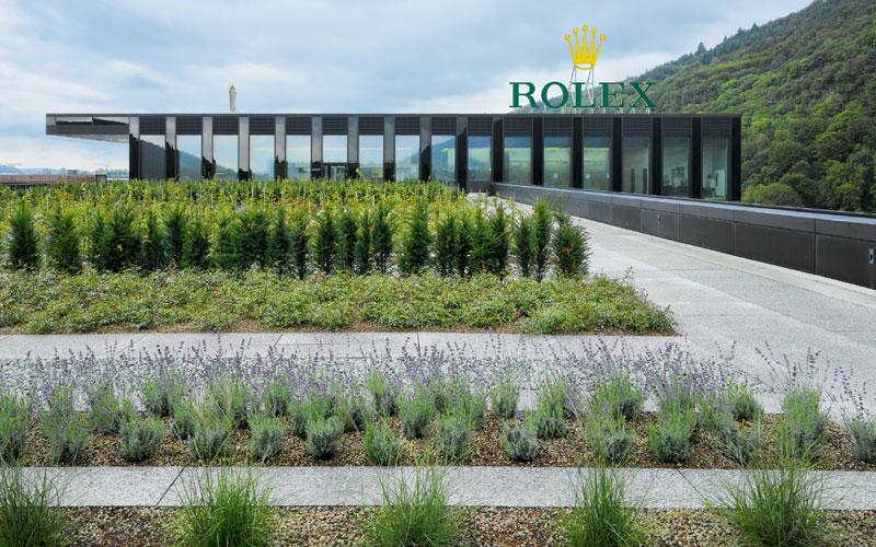 Rolex dispose de sa propre fonderie à Plan-les-Ouates