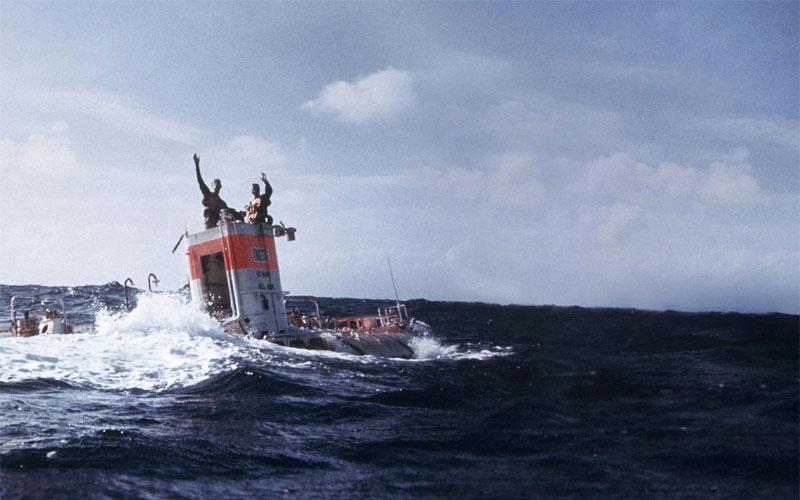 Une montre Rolex est revenue intacte du plus profond des océans