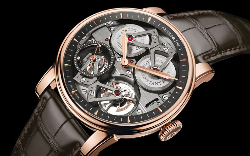 Arnold & Son Constant Force Tourbillon - Baselworld 2015