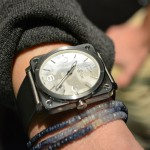 BR-S Quartz - Baselworld 2015 | Copyright Maverick