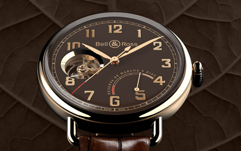 Bell & Ross Vintage WW1 - Baselworld 2015
