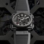 BR X1 Carbon forgé - Baselworld 2015