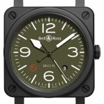 Bell & Ross BR03 92 Military Type - Baselworld 2015