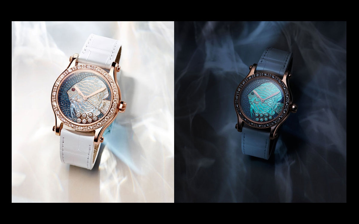 Chopard The Happy Fish - Baselworld 2015