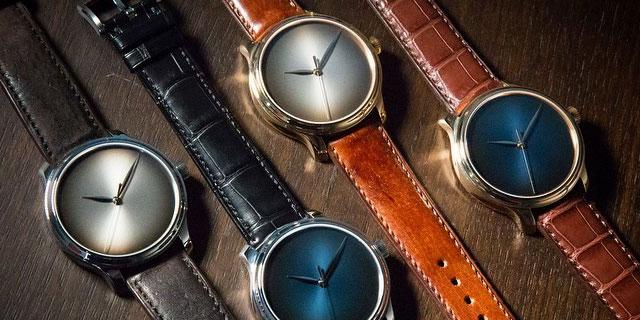 H. Moser & Cie. Concept Watch réf 1343-0XXX - Baselworld 2015