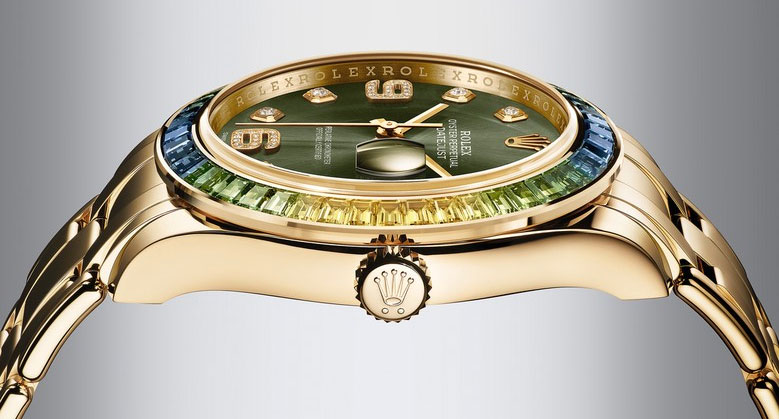 Rolex Datejust Pearlmaster 39 – Baselworld 2015