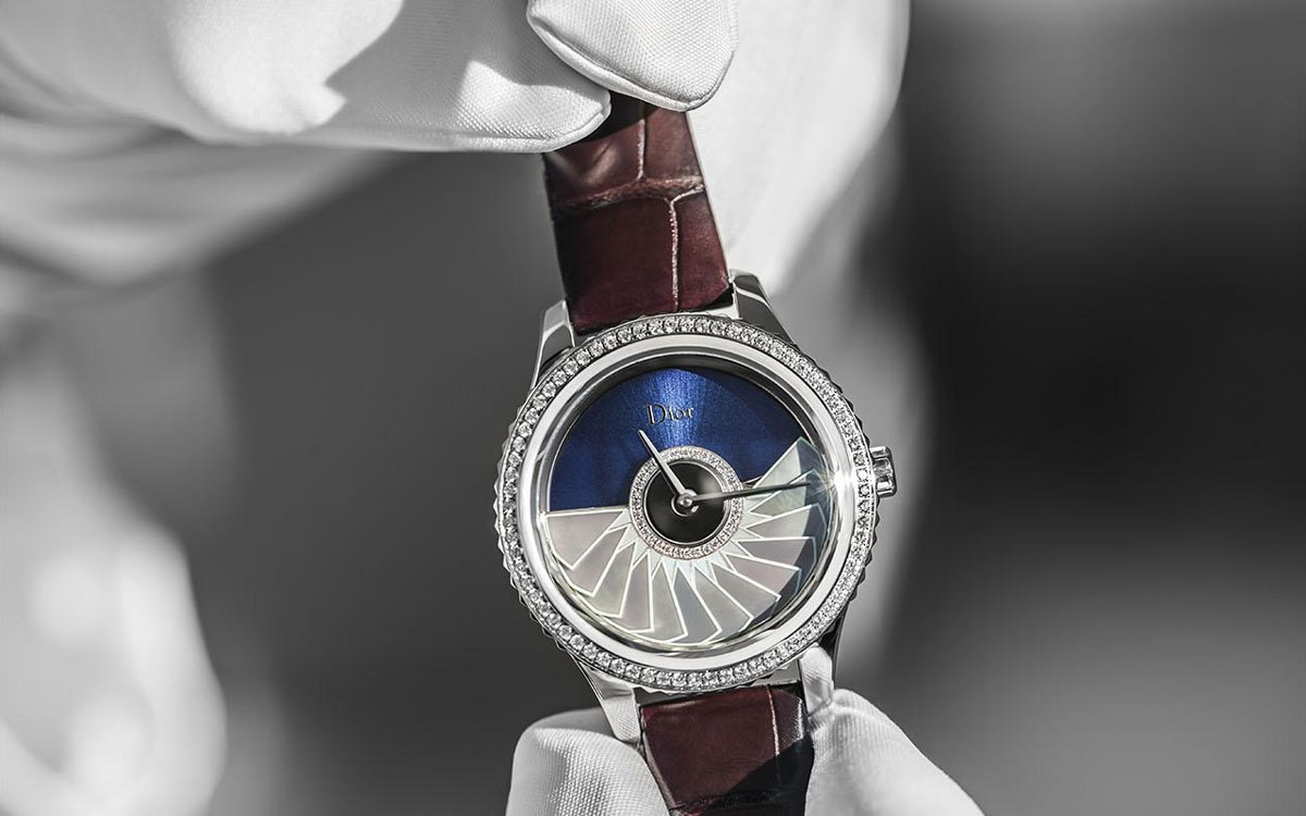 Dior VIII Grand Bal - Baselworld 2015