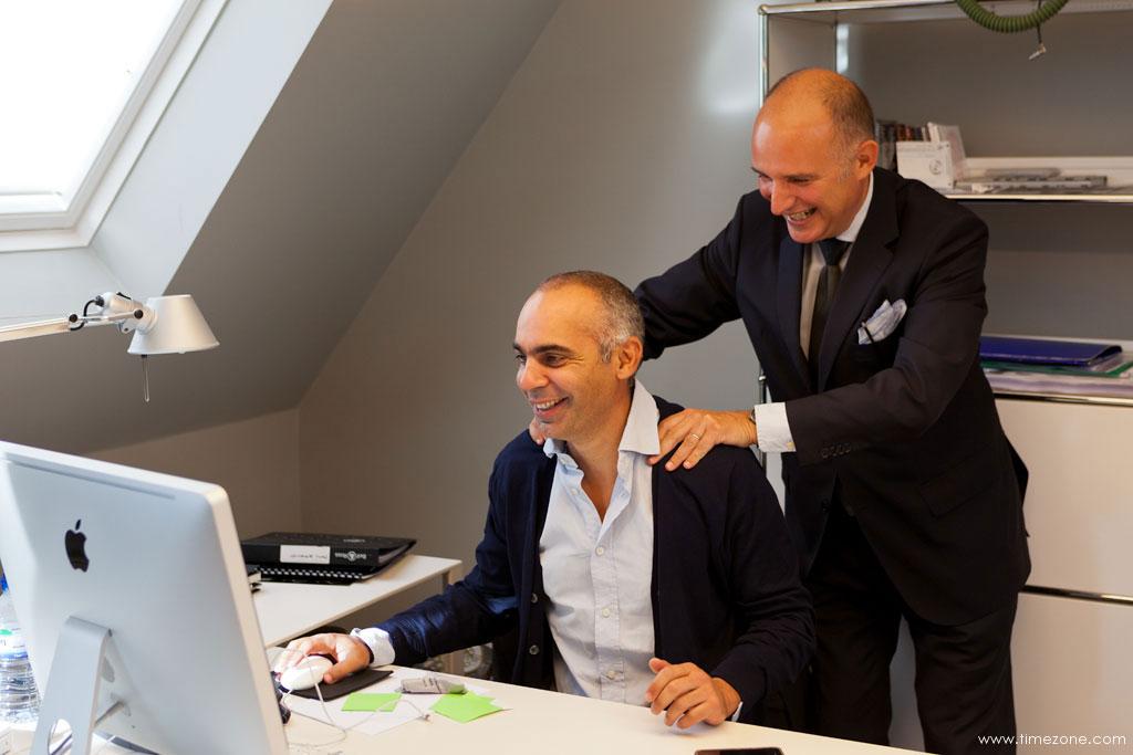 Carlos Rosillo & Bruno Belamich - ©timezone.com
