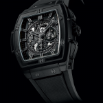 Hublot Spirit of Big Bang King Gold Ceramic, première montre de forme tonneau