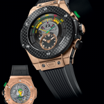Hublot Big Bang Unico FIFA World Cup, montre officielle de la Coupe du Monde au Brésil