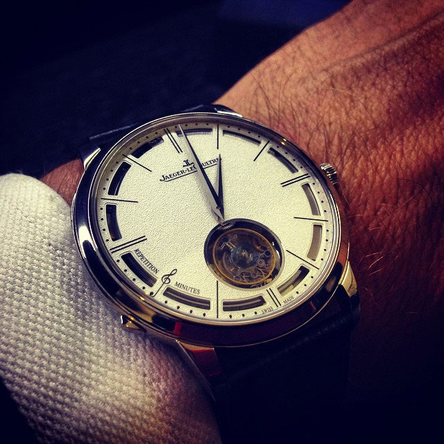 Master Ultra Thin Minute Repeater Flying Tourbillon - Jaeger-LeCoultre