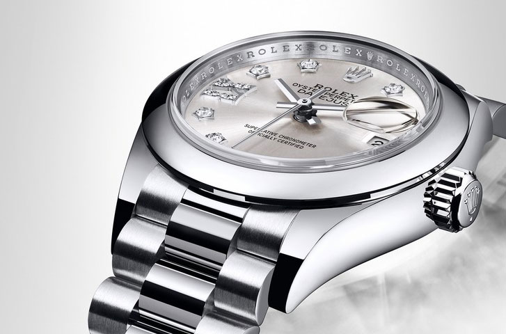 Rolex Lady-Datejust 28 - Baselworld 2015