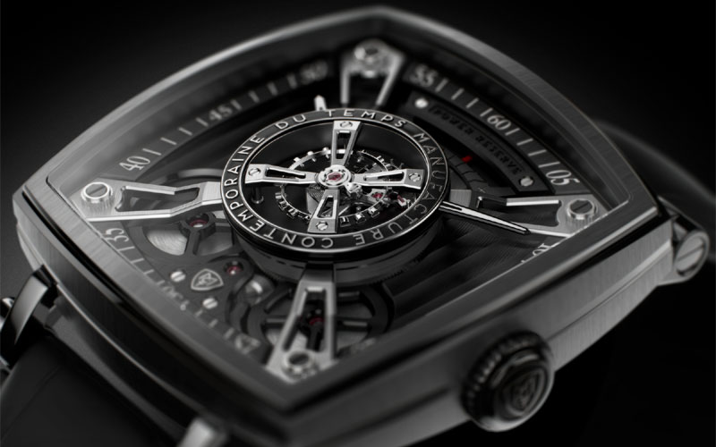 MCT Frequential One F110 - Baselworld 2015