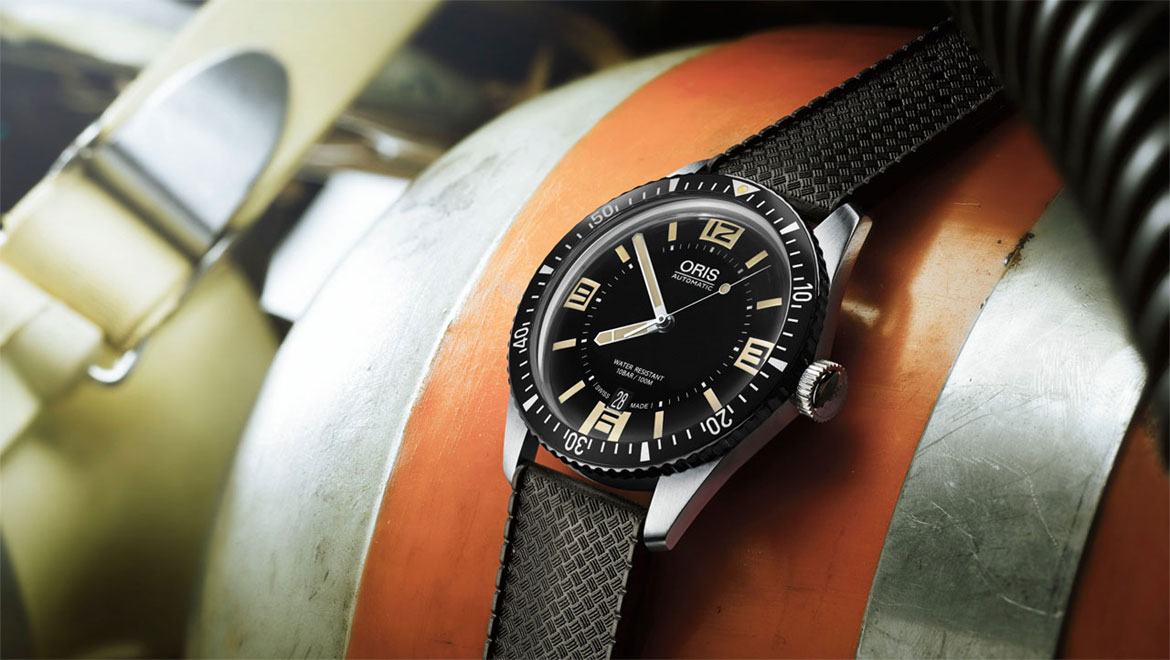 Oris Divers Sixty-Five - Baselworld 2015