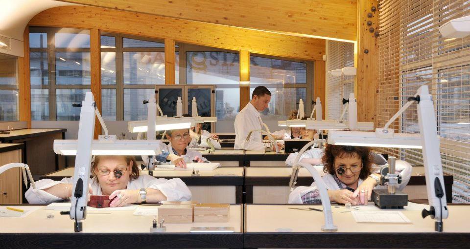 Ateliers de la manufacture Pequignet