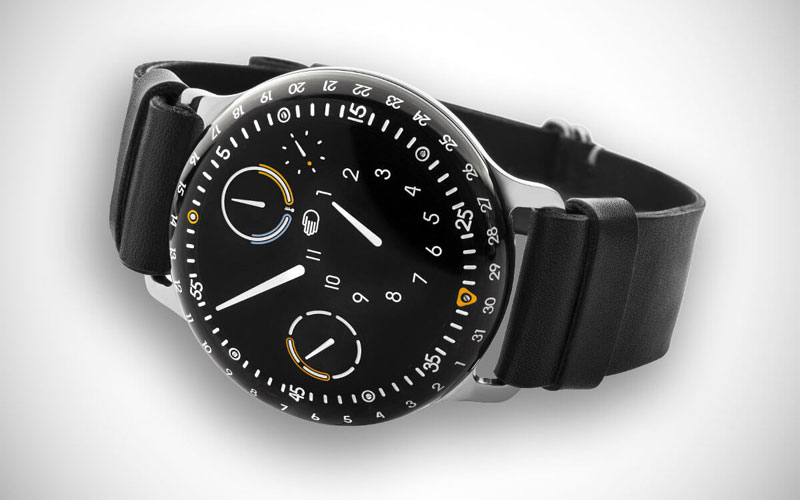 Ressence Type 3 - Baselworld 2015