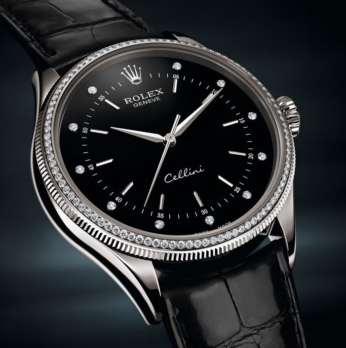 Rolex Cellini Time - Baselworld 2015