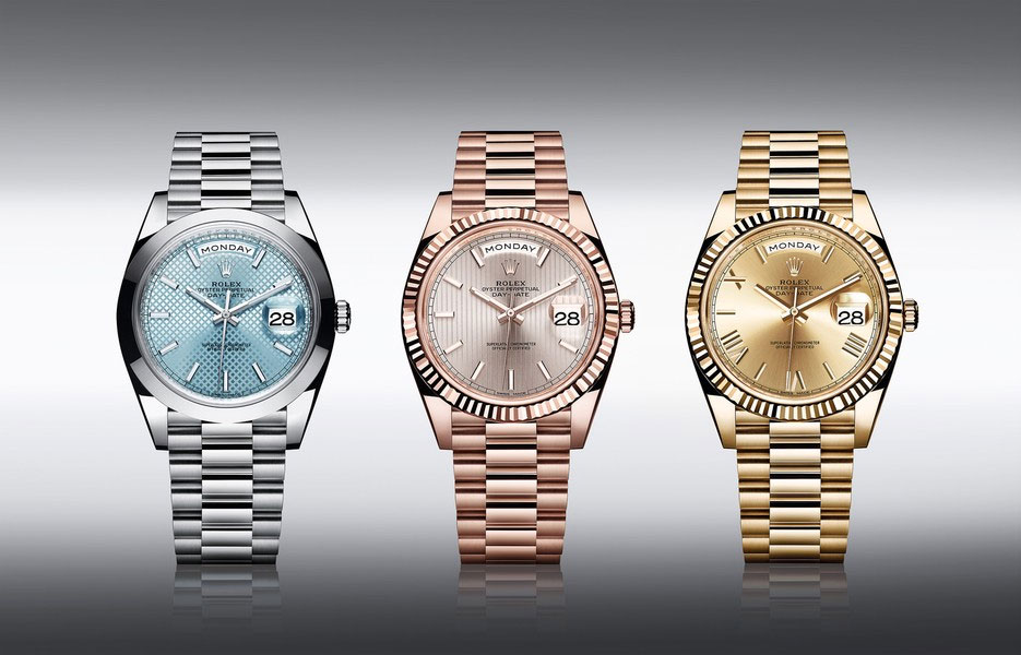 Rolex Oyster Perpetual Day-Date - Baselworld 2015