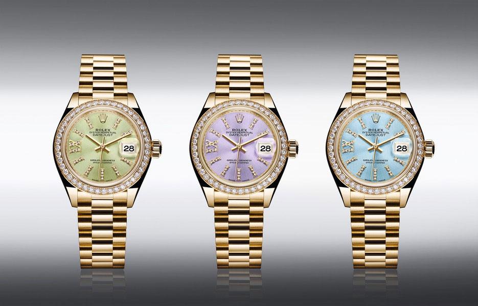 Rolex Lady Datejust 28 - Baselworld 2015