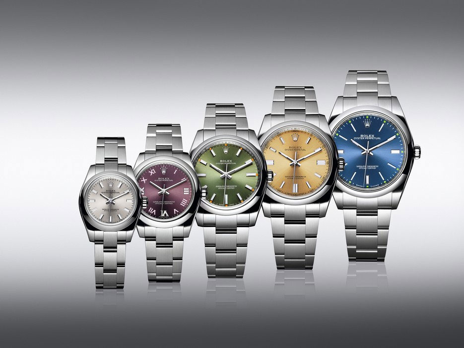 Rolex Oyster Perpetual – Baselworld 2015