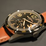 Vintage BR123 Golden Héritage - Baselworld 2015 | Copyright Maverick