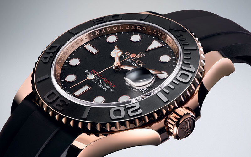 Rolex Yacht-Master en or Everose – Baselworld 2015