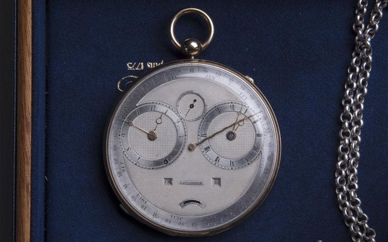 Breguet 4111 - Visuel ©Hautetime.com - Classement des montres les plus chères du monde