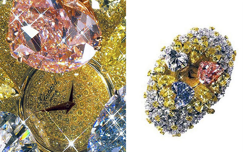 Chopard The 201 carats - Classement des montres les plus chères du monde
