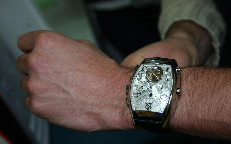 Franck Muller Aeternitas Mega 4 - Classement des montres les plus chères du monde