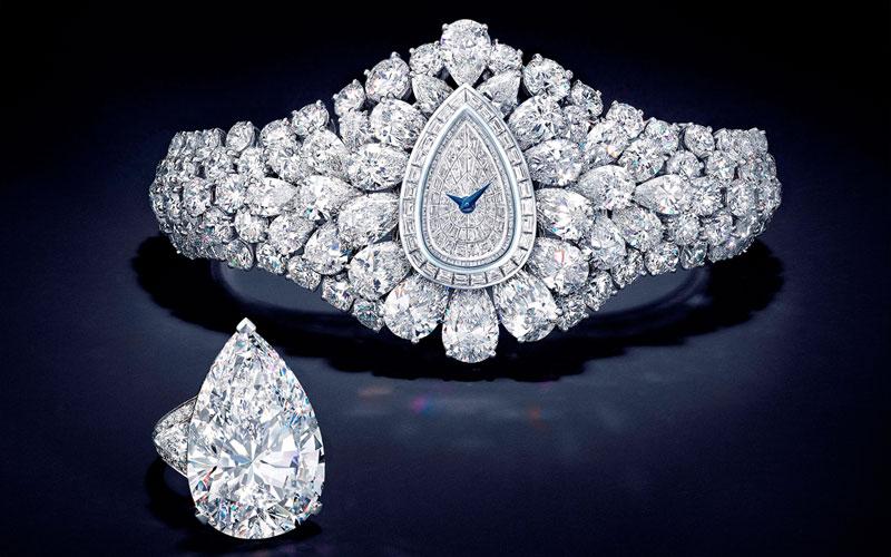 Graff Diamonds Fascination - Classement des montres les plus chères du monde