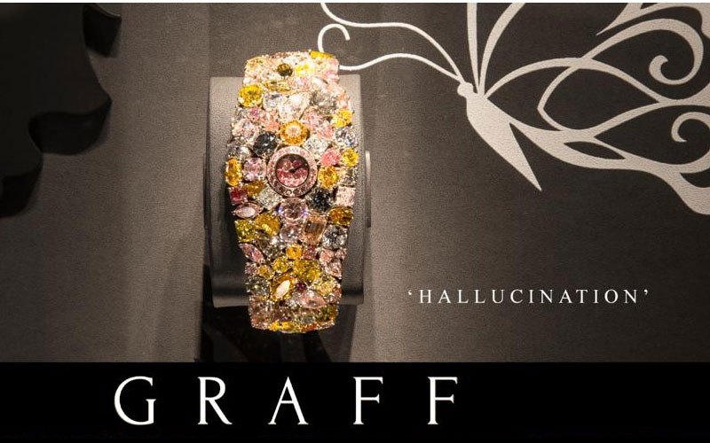 Graff Diamonds Hallucination
