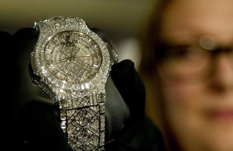 Classement des montres les plus chères du monde