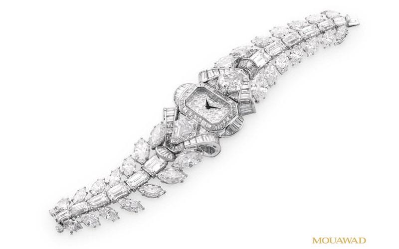 Mouawad Snow White Princess Diamond - Classement des montres les plus chères du monde