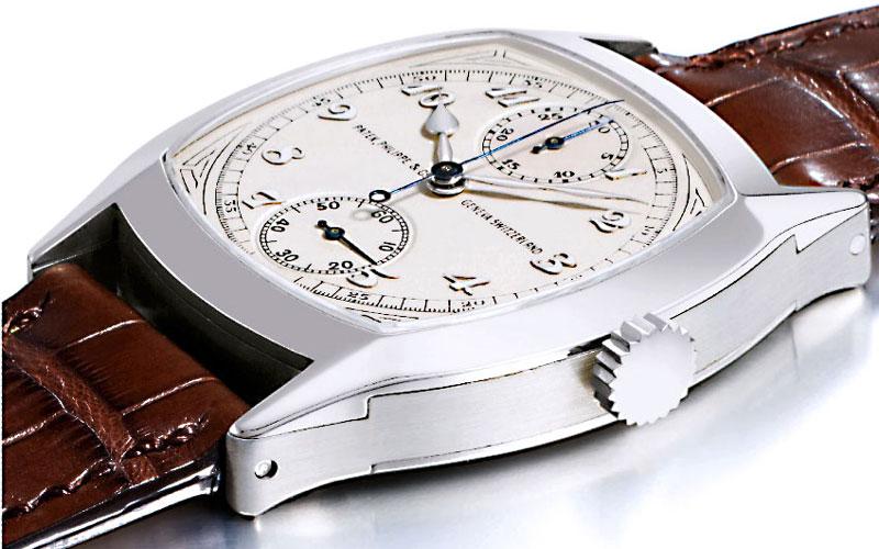 Patek Philippe 1928 Single-Button Chronograph - Classement des montres les plus chères du monde