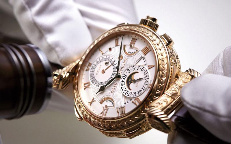 Patek Philippe Grandmaster Chime référence 5175 - Classement des montres les plus chères du monde
