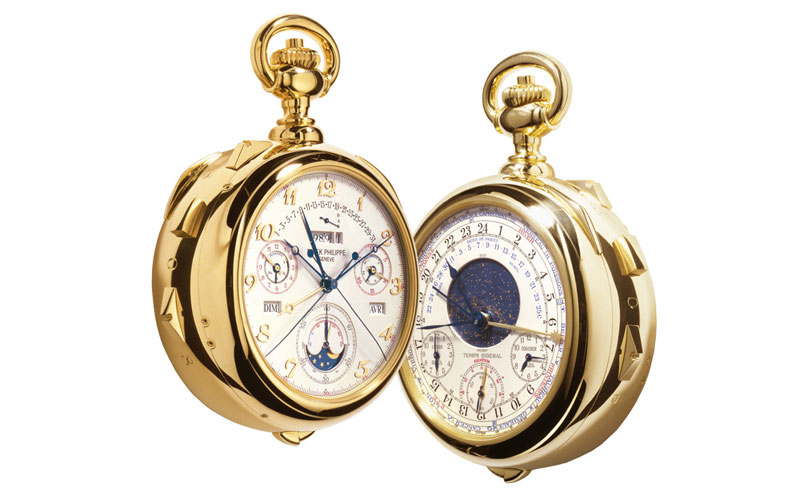 Patek Philippe Calibre 89 - Classement des montres les plus chères du monde