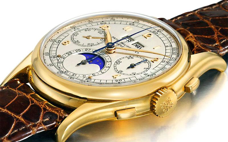 Patek Philippe Réf 1527 - Classement des montres les plus chères du monde