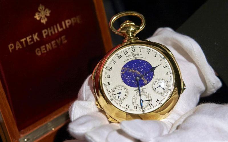 Patek Philippe Supercomplication Henry Graves - Classement des montres les plus chères au monde