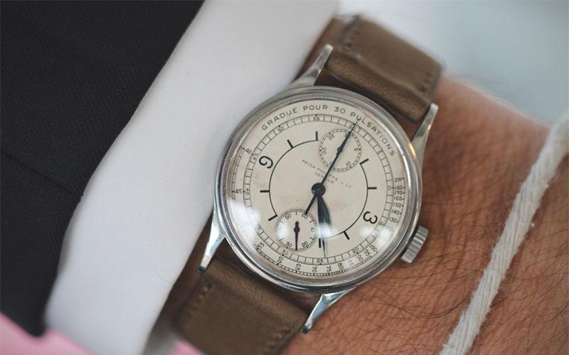 Patek Philippe 130, visuel ©SalonQP - Classement des montres les plus chères au monde