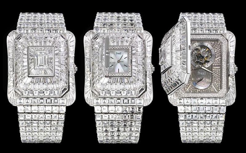 Piaget Emperador Temple - Classement des montres les plus chères du monde
