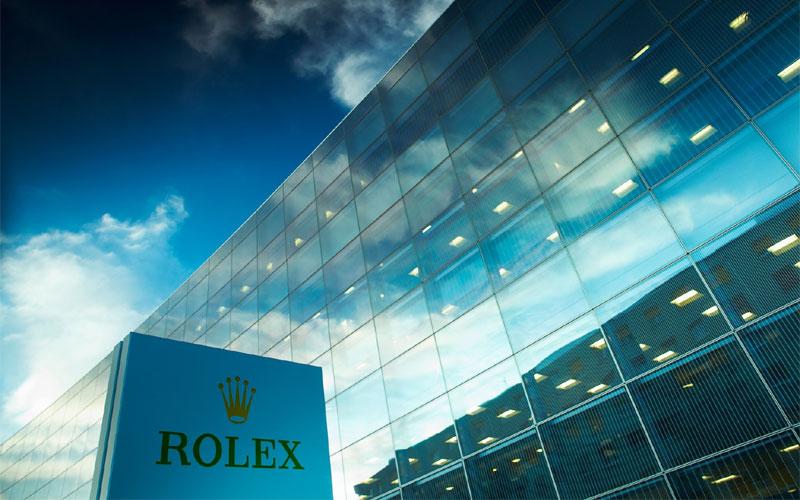 Rolex vend 840 000 montres par an