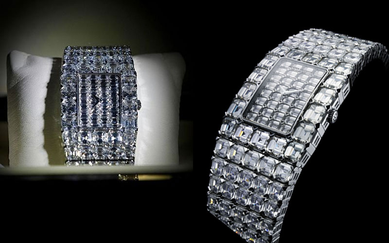 Vacheron Constantin Kallania - Classement des montres les plus chères du monde